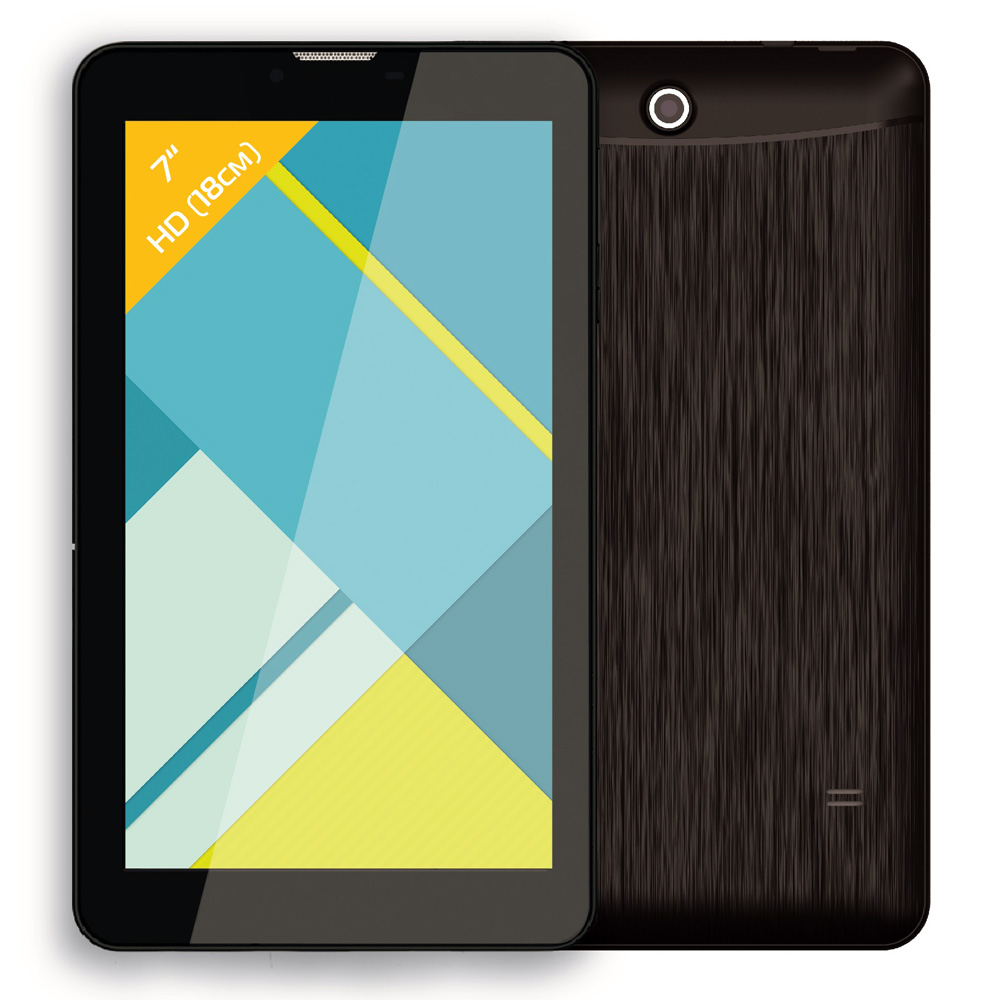 Таблет DIVA M703GN, 7″ HD, Quad Core, 1GB/8GB
