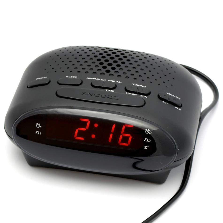 Радио с часовник Diva FM/AM Alarm Clock