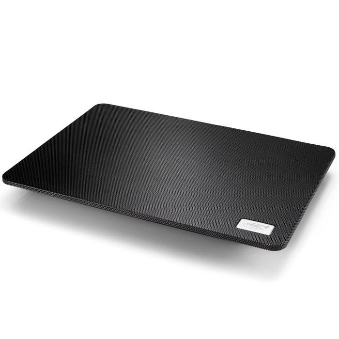 Охладителна поставка за лаптоп Deepcool N1, Черна