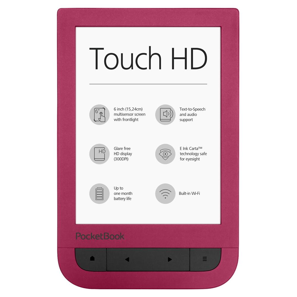 eBook четец PocketBook Touch HD