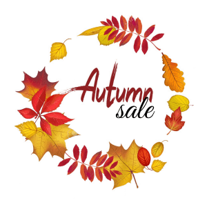 87676315-fall-leaves-wreath-for-autumn-sale-design-autumn-lettering-vector-illustration