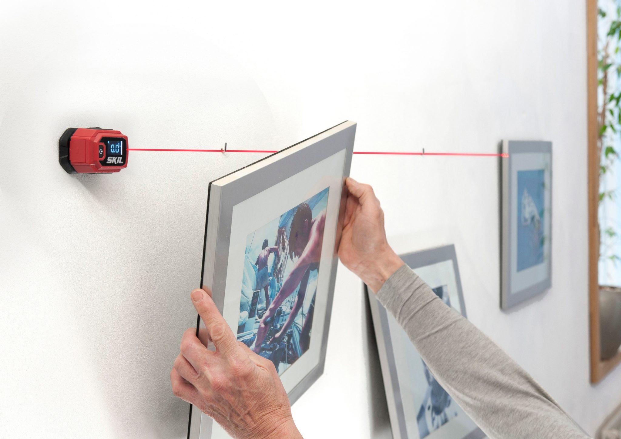 SKIL 1900 AA Цифров нивелир с лазерна линия